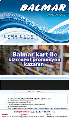 BALMAR KART